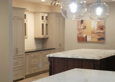 Kennesaw kitchen and bath showroom.