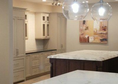 Kennesaw kitchen and bath showroom.